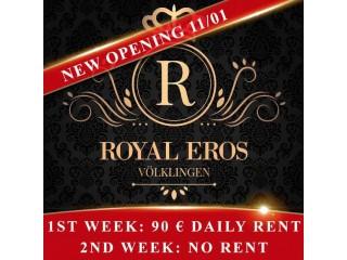 Royal Eros -Zimmer zu vermieten in Volklingen Deutschland