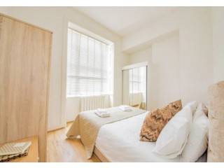 Doble bedroom in Marylebone( Nottingham Place)